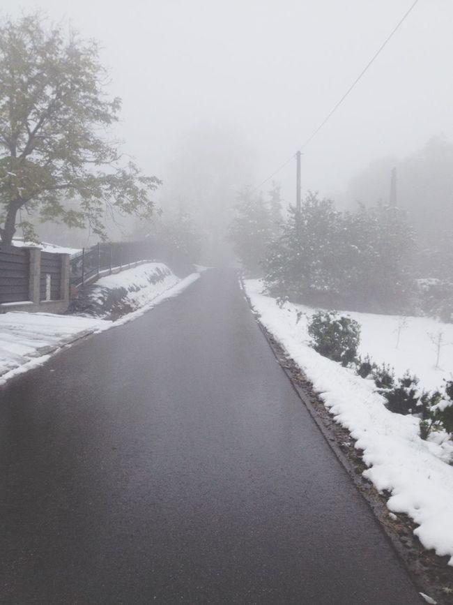 Cold Winter ❄⛄ IOS9 Poland Photography First Eyeem Photo