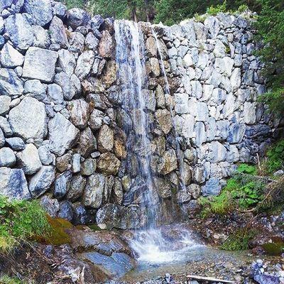 Davos Schweiz Waterfall Nature Schatzalp Silence Amazing Beautiful Earthshoot