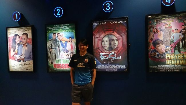 Filmfestival MMFF Movie Posters Pelikulang Pilipino Harbor Point