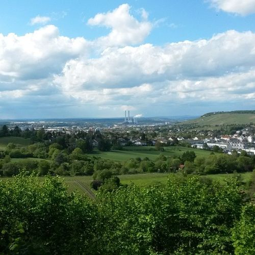 View On Heilbronn Mytown greenfromUhlandslindelikeyolonicenicedaysunnywalkwithjulirieklike
