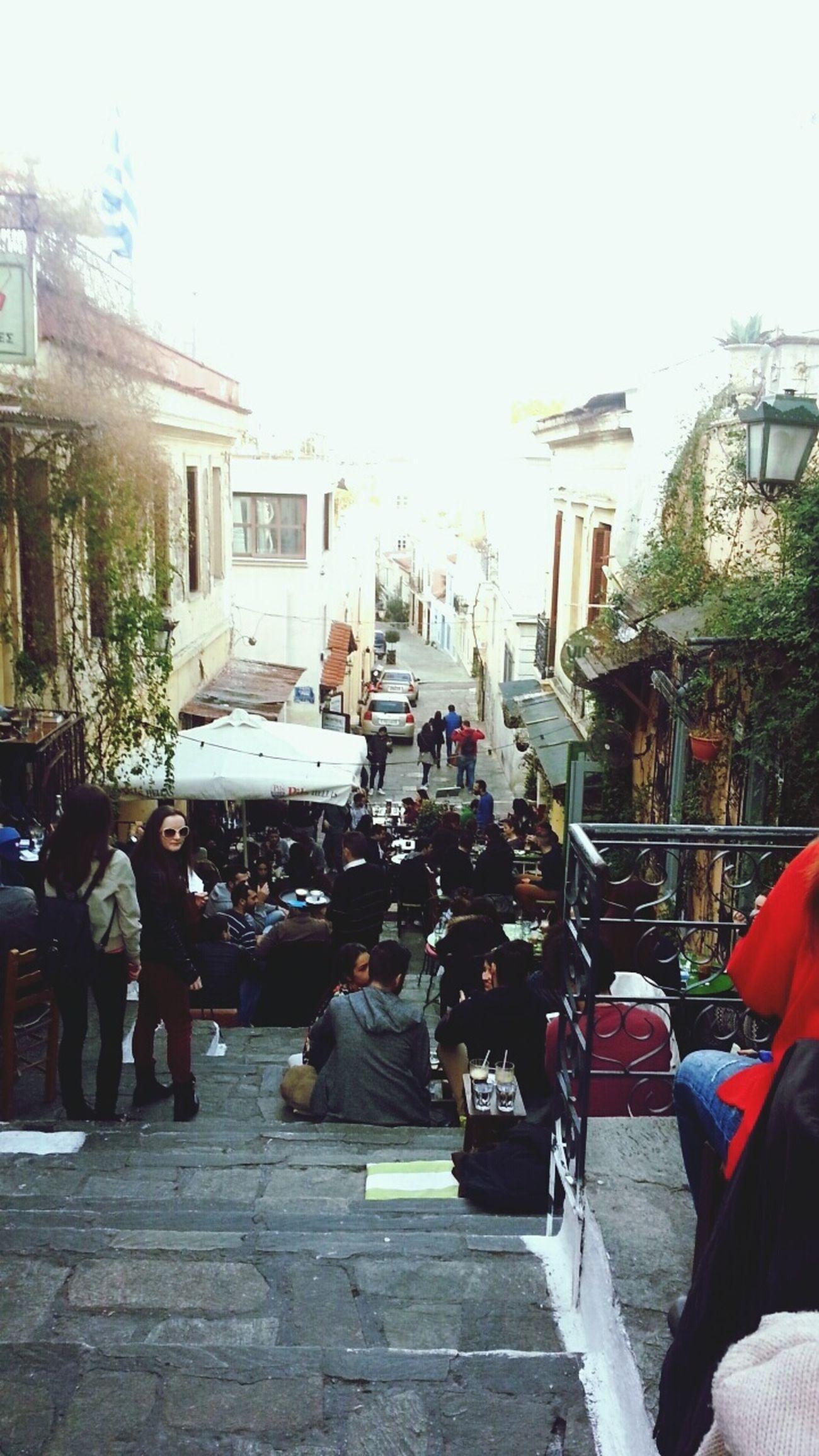 Photooftheday Relaxing Hanging Out Igers Igathens Igersgreece VSCO Vscocam Sunny Day Plaka, Athens Giasemi