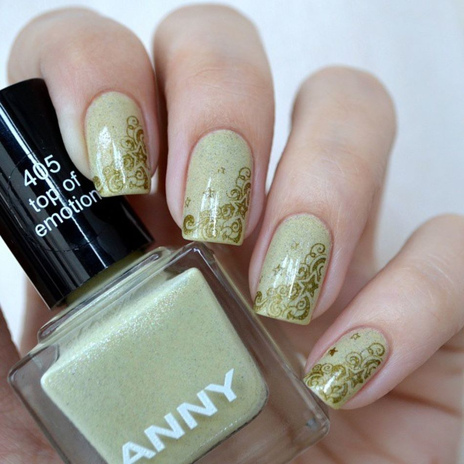 Anny top of emotion & Stamping с плиткой Moyoulondon лаком Aengland fotheringhay castle
