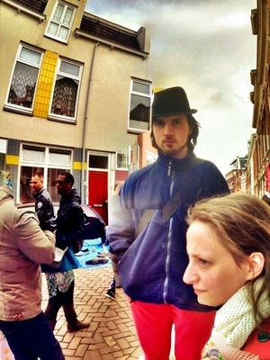 Hanging out in Groningen by Floris