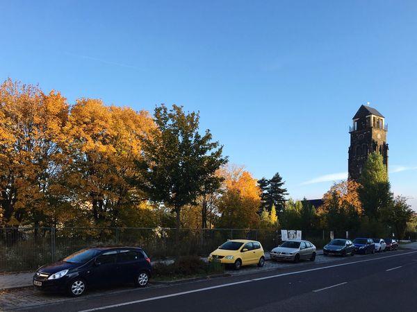 Fall Colors in Löbtau