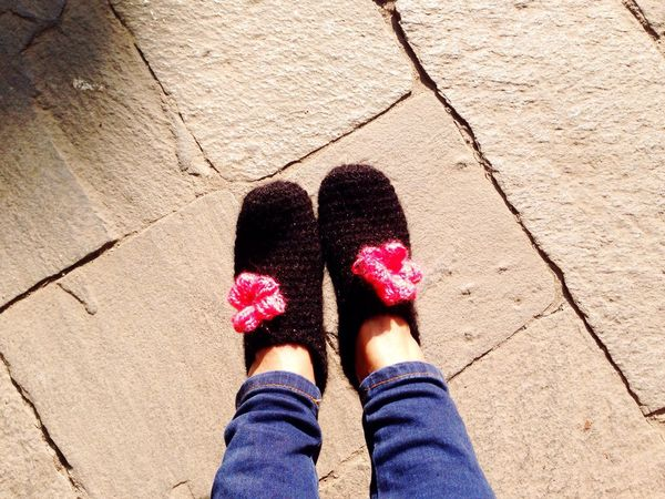 Taking Photos Socks Wollen Foot Wear  PhotoNepal Relaxing Memories Colorful TK Maxx Socksie Out Of The Box