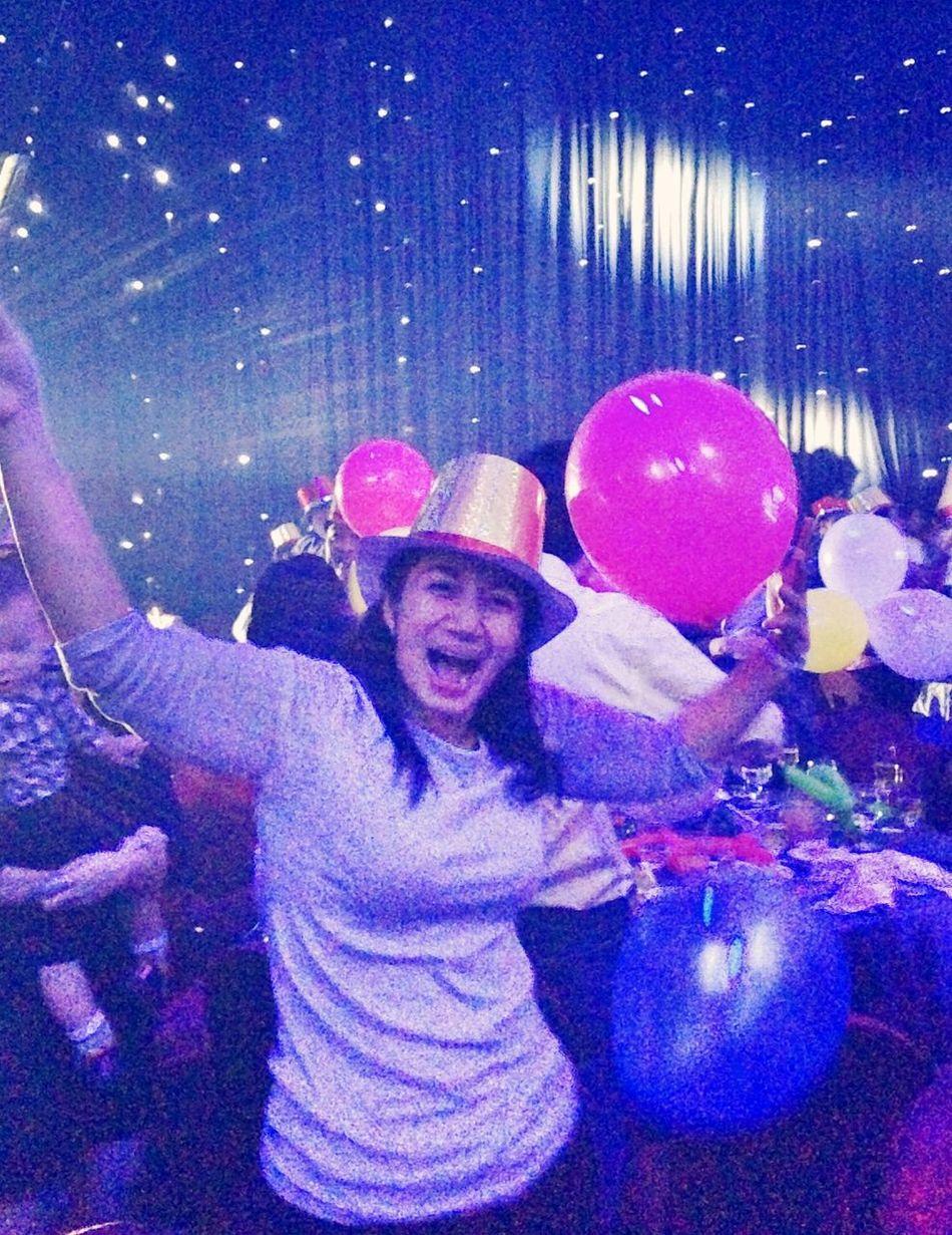 Soooo happy!!! Thanks Shandi Sandoro :) and HNY !!!! Surabaya Sheraton Surabaya
