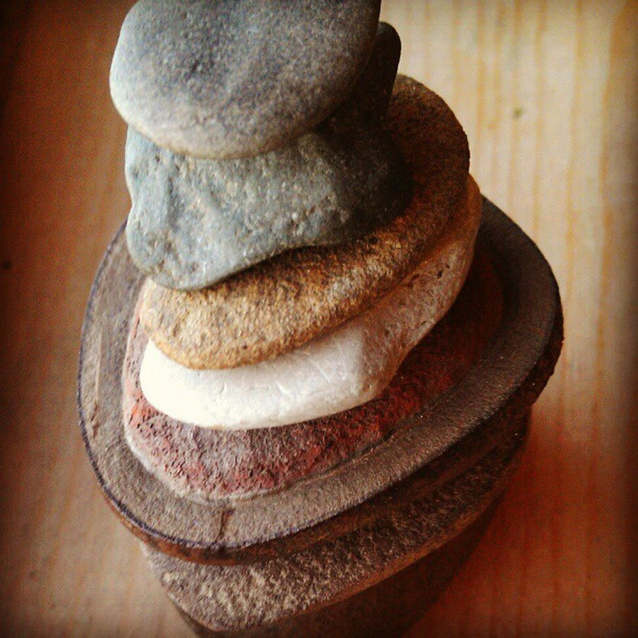 stack, close-up, table, no people, balance, indoors, day, freshness