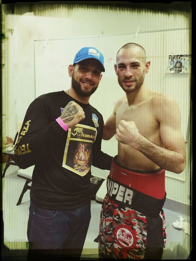 Boxing Fantastic Exhibition Champion sniper Teampedraza
