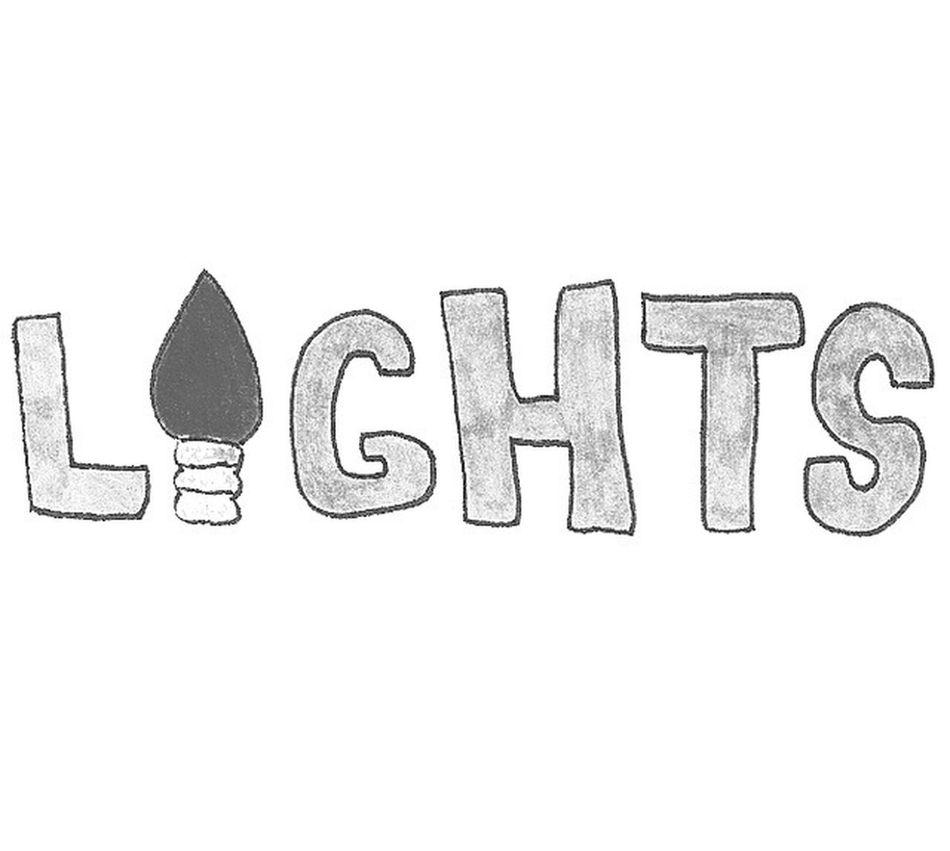 ? Lights AlmostChristmas