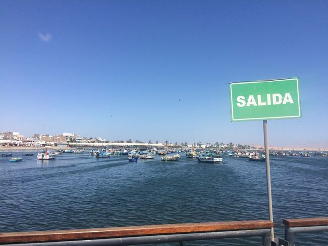 Exit Exit Sign Bridge Over The Bridge Salida