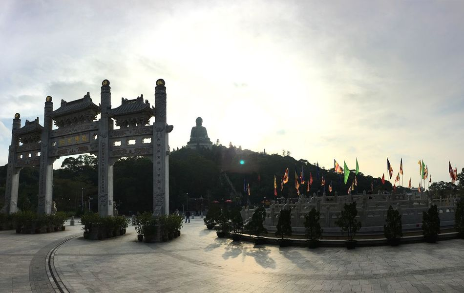 Tian Tan Buddha HongKong Buddha Landscape Panorama First Eyeem Photo