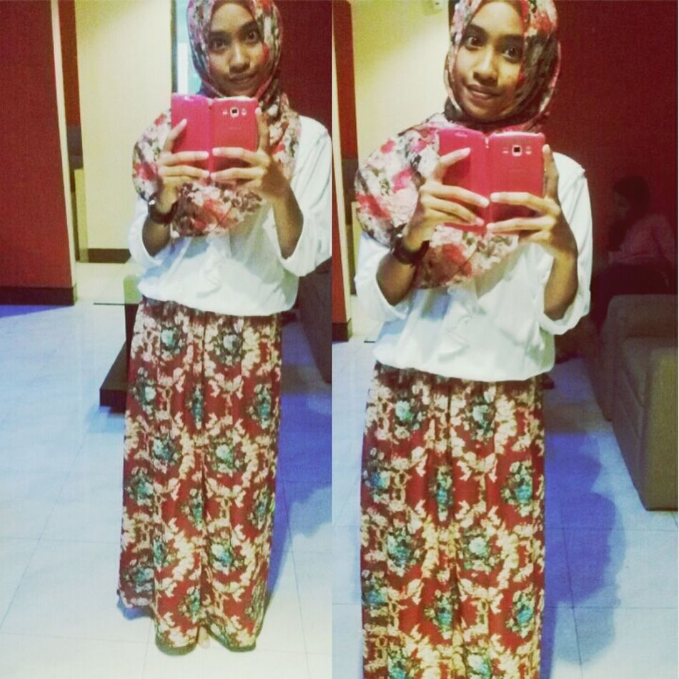 outfit of the day Ootd ✌ Hijabi First Eyeem Photo