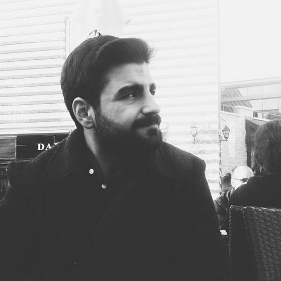 Black & White Beard