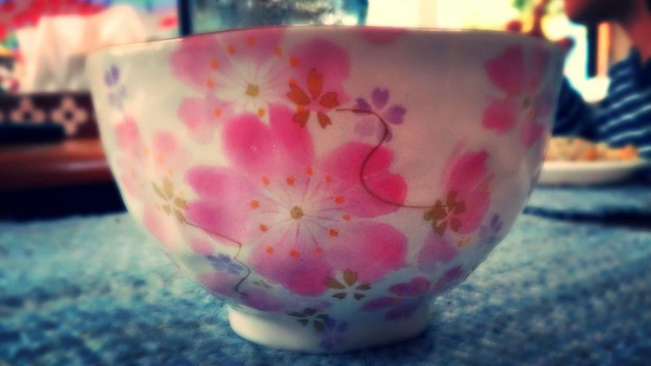 私のお気に入り お茶碗 Japan Style