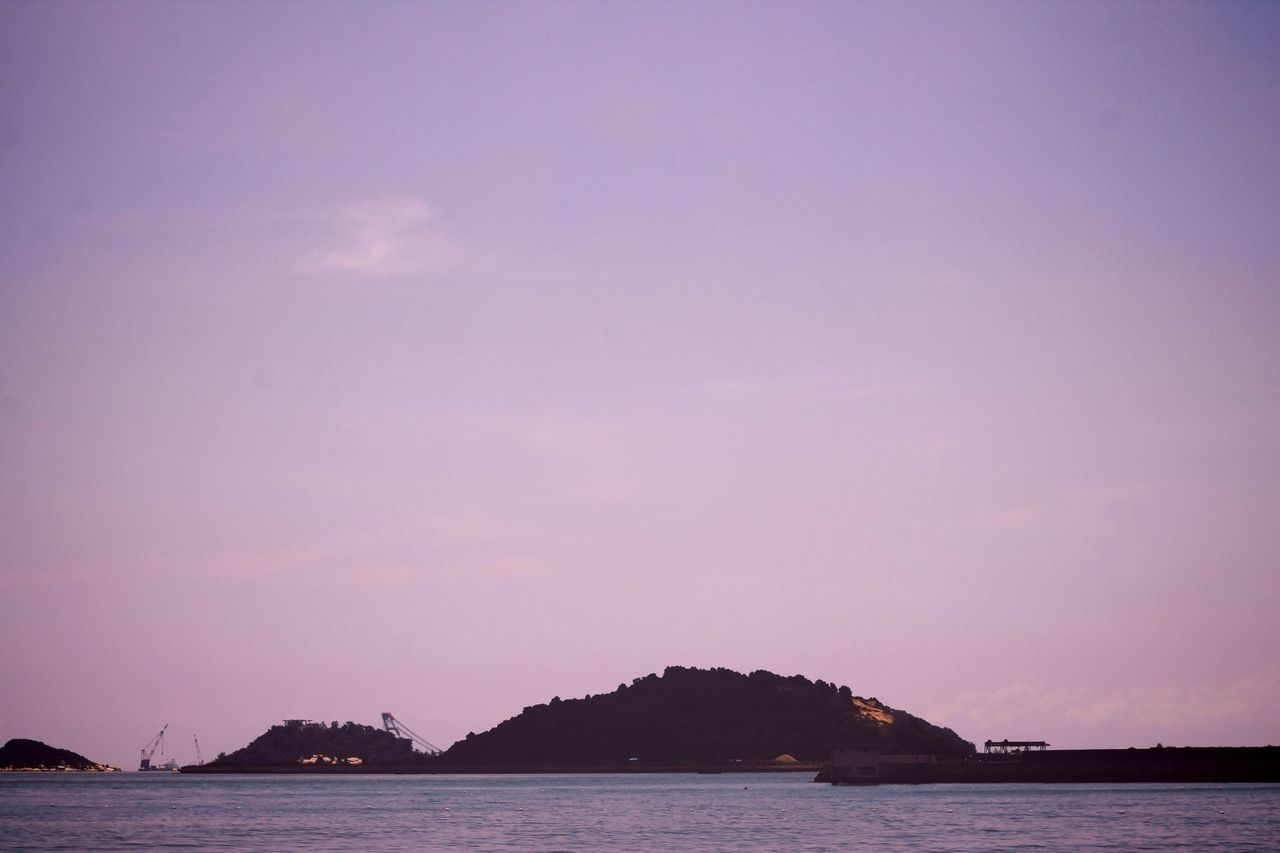Zhuhai Pink Sky Island Ocean