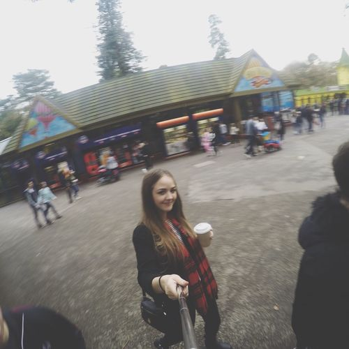 Obviously lovin life Selfie WKD
