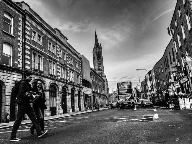 IPSCity EyeEm Best Shots - Black + White Streetphoto_bw Black & White EyeEm Dublin