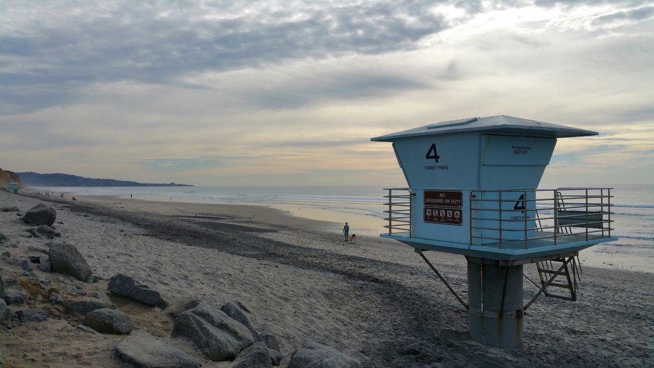 Lunch break Ocean