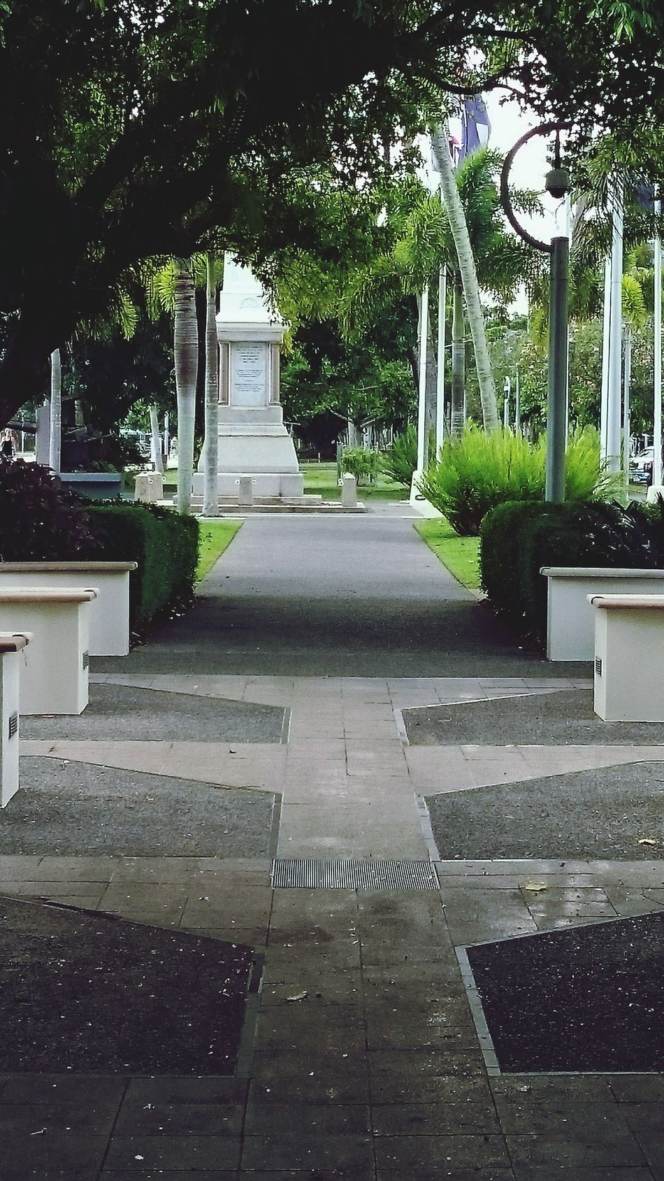 RSL Memorial Cairns Australia