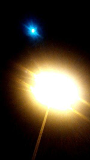 Beforenafter Moonvsfloodlight Moon Moonlight Moonlightscape