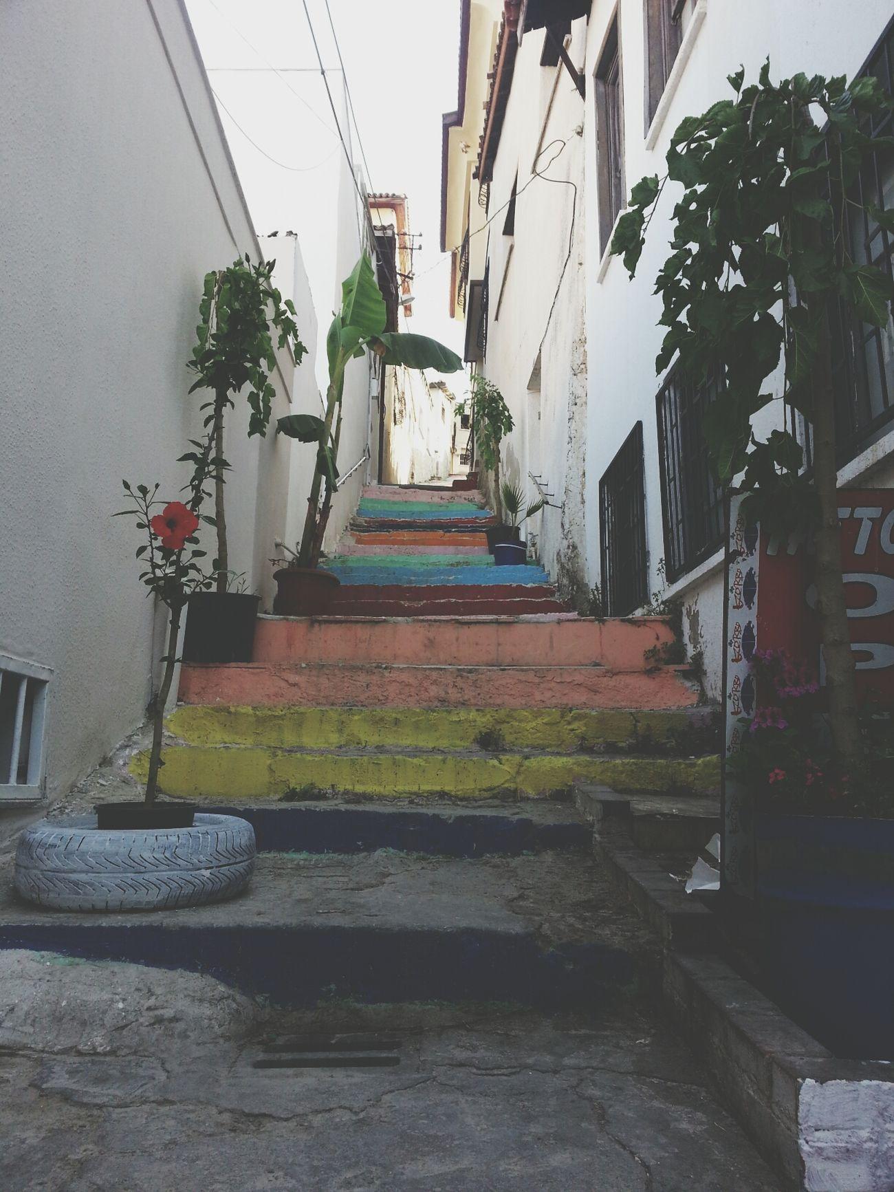 The Street Photographer - 2014 EyeEm Awards Street Art Kusadasi