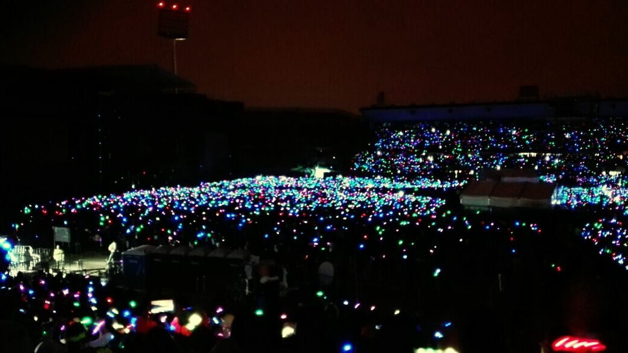 Concierto Coldplay en Chile Concert Beautiful Dreams Memories Live COLDPLAY ♥ Chile A Head Full Of Dreams Tour