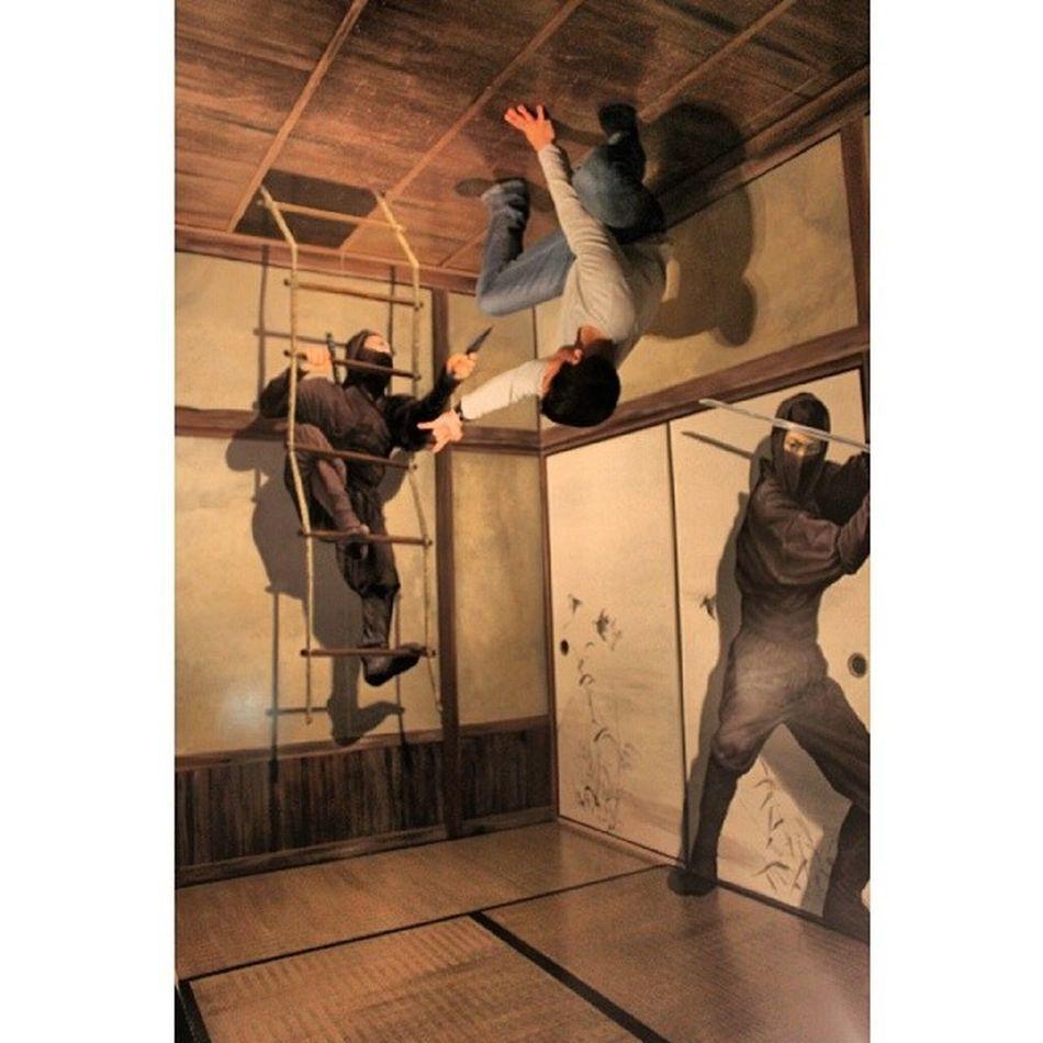 ninja moves Amazingspiderman2