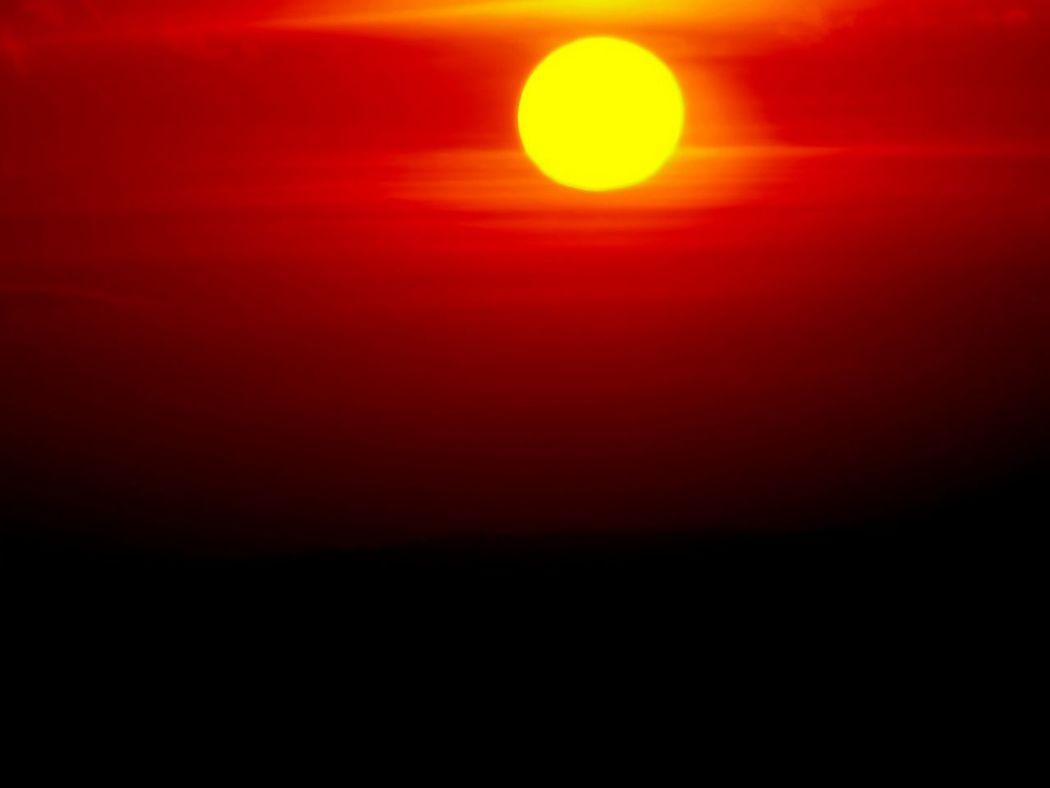 The Sun - Sun - Sunset - Beautiful Sunset -Landscapes - The Art Of Photography - Light & Dark - - Creative Light And Shadow - Eye4photography  - Hello World