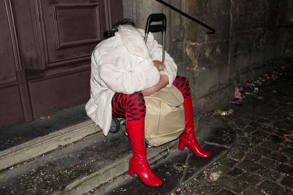 Aalst (Belgium), 2016. Belgium Color High Heels Nightlife Red Streetphoto Streetphoto_color Streetphotography