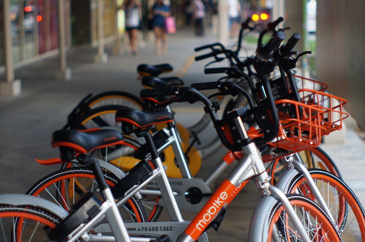 Bicycle for Rent in singapore Bicycle Bicycle Rent Bicycle Rental City Life Day Land Vehicle Mode Of Transport Outdoors Singapore City Singapore City View Stationary Transportation