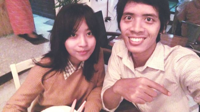 the first dinner date in bandung
