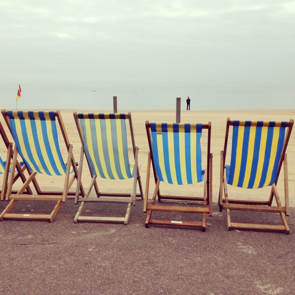 Beautiful stock photos of abschlussball, Beach, Beauty In Nature, Day, Deck Chair