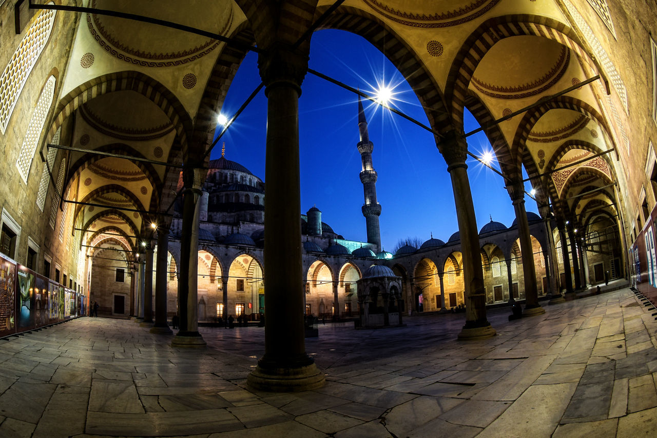 Architecture Built Structure Historic History I Love My City Ibadethane Islam Mosque Nightphotography Perspective Sultan Ahmed Mosque ıstanbul, Turkey