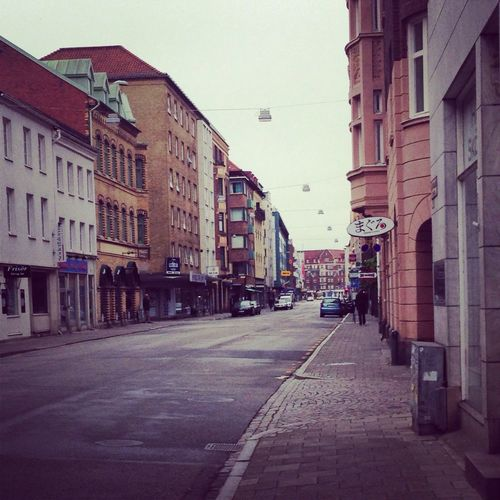 Morning at Varnhem