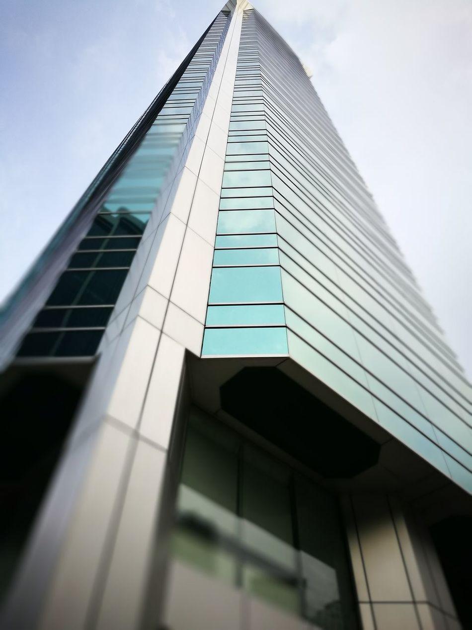 Buildings & Sky Wg