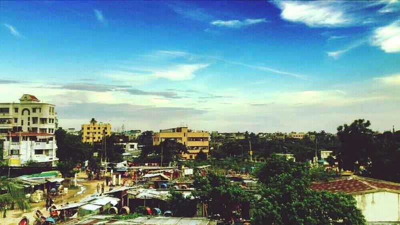 Dhaka Sky City Life