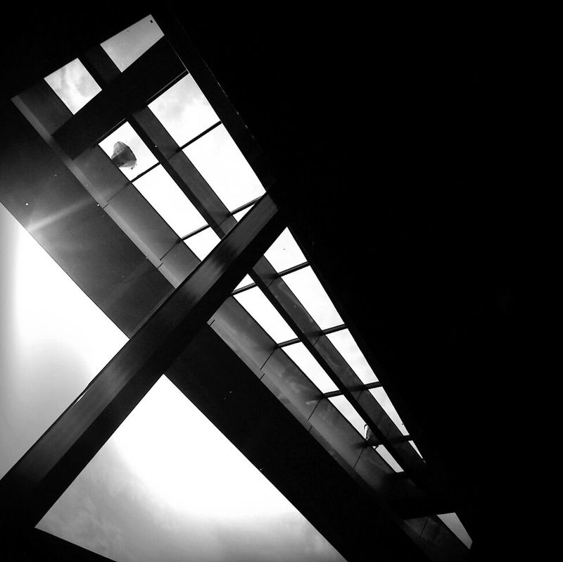 Architecture Blackandwhite Sky And City