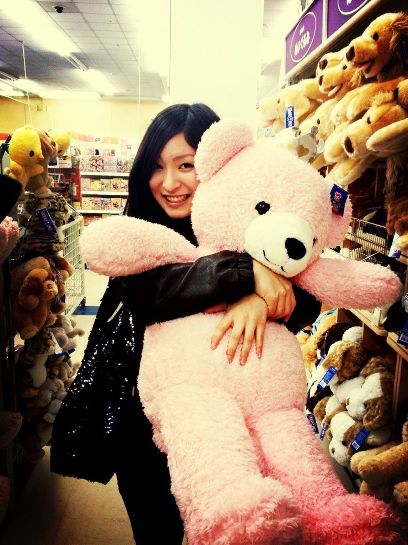 My Teddybear