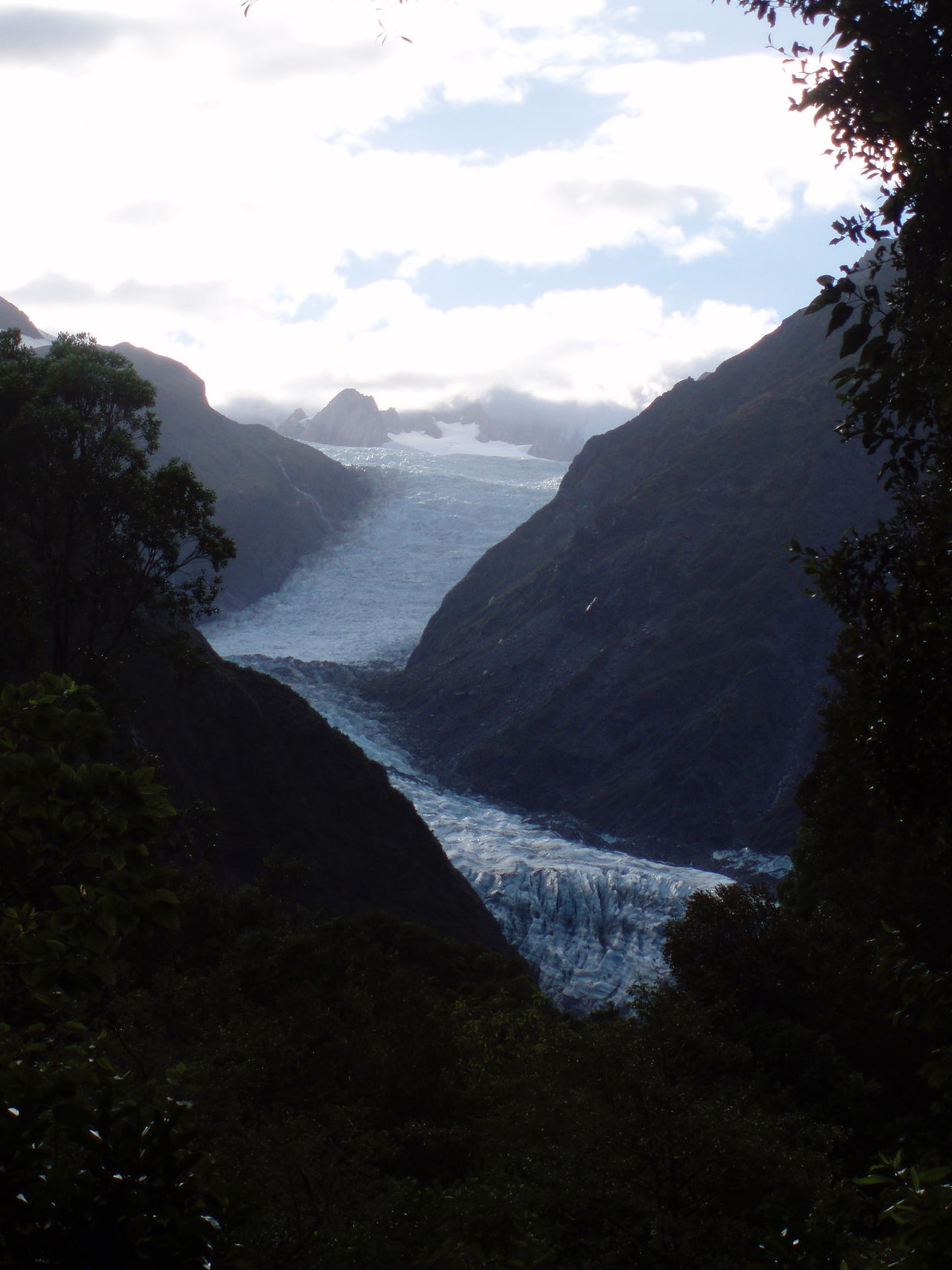 Beauty In Nature Day Fox Glacier Landscape Mountain Nature No People Outdoors Scenics Sky Tranquil Scene Tranquility Tree Water