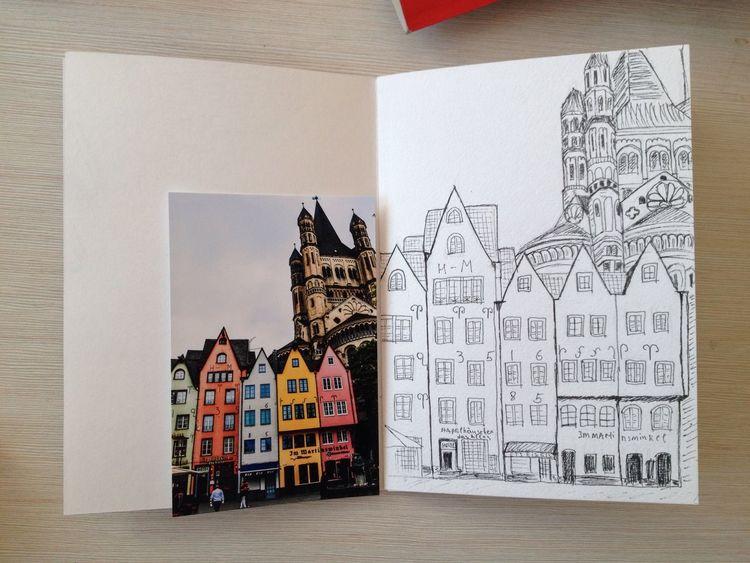 Art City Picture Bilding Architecture