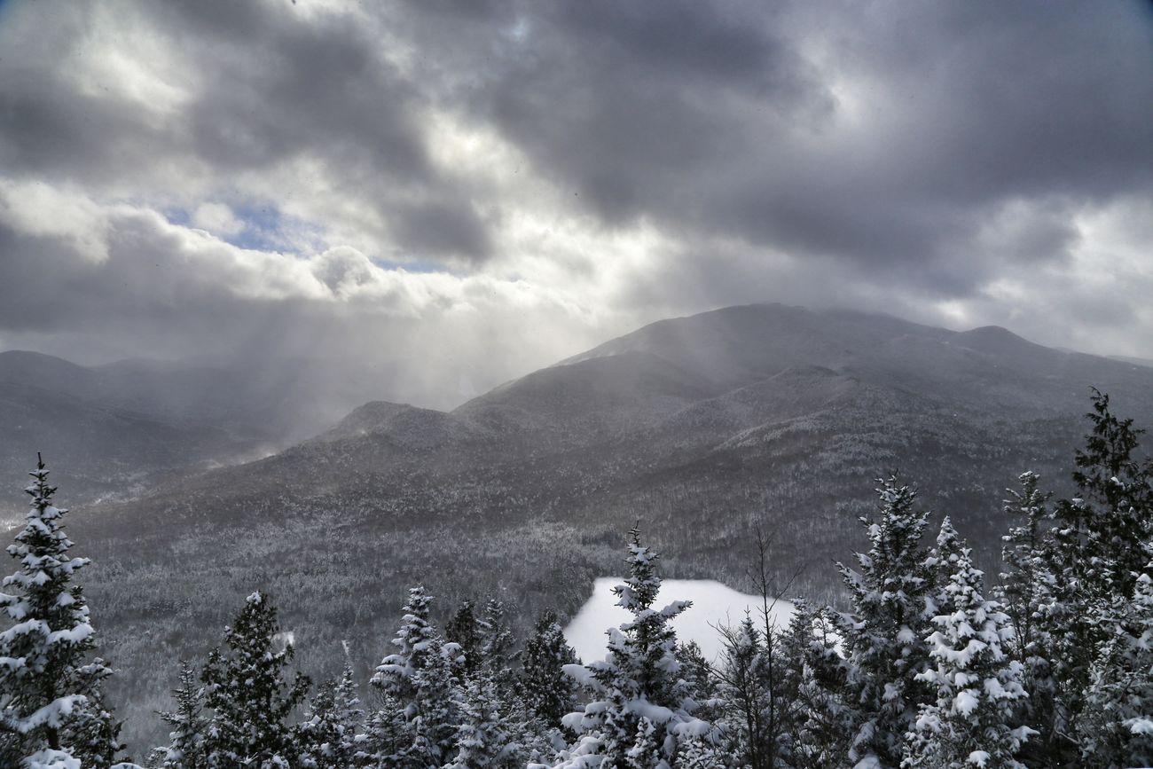 Algonquin Peak, Adirondack Park, NY, USA Landscape Landscape_Collection Winter