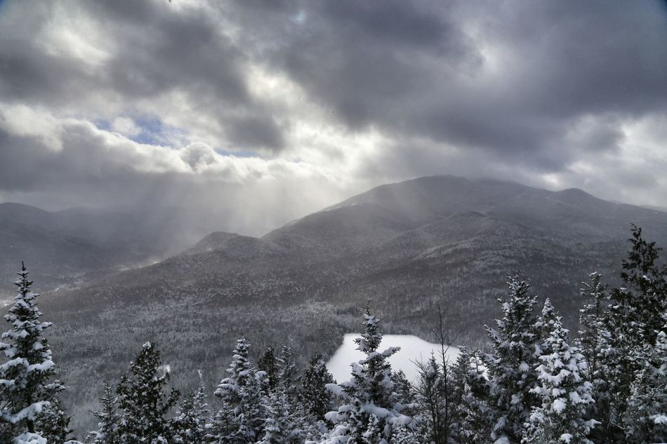 Algonquin Peak, Adirondack Park, NY, USA Landscape Landscape_Collection Winter