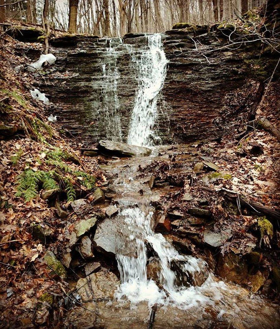 Senior skip day was a success. Nature Outdoors Waterfall Centralpascenery GetOutThere