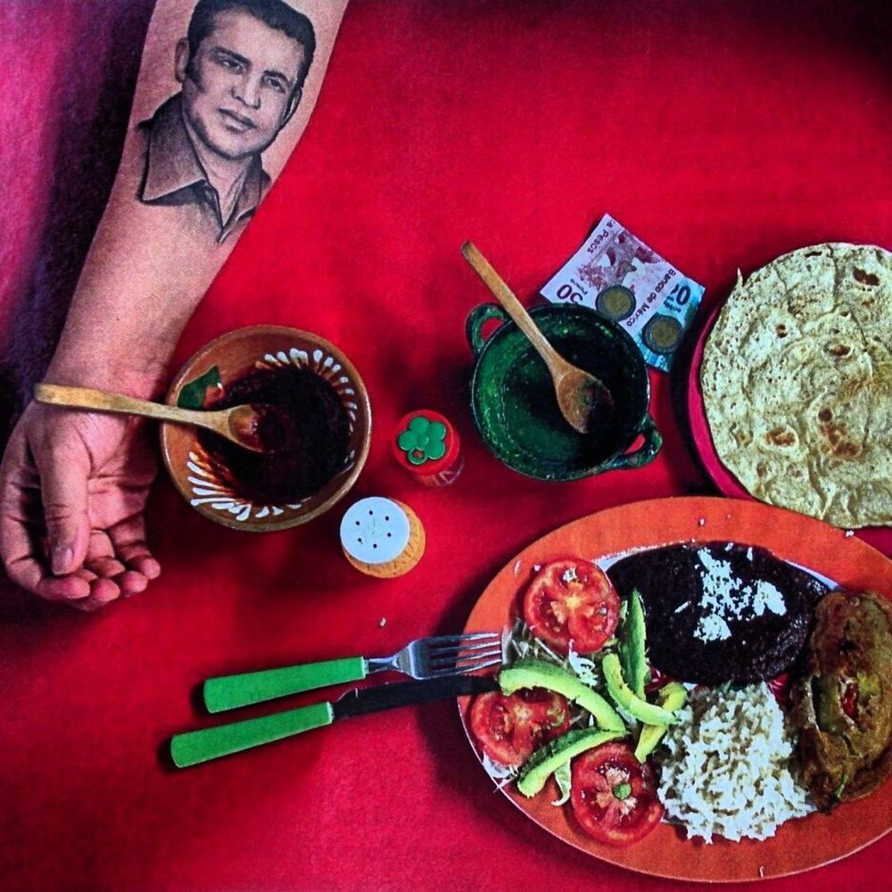 love this pic Mexican Food The New Yorker The Food Issue  Gangstas Paradise
