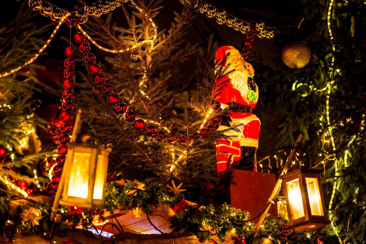 Christmas Christmas Decoration Christmas Lights Christmas Tree Color Decoration Hanging Out Lantern Santa Claus Xmas Xmas Decorations Xmas Illumination Xmas Lights  Xmas Tree