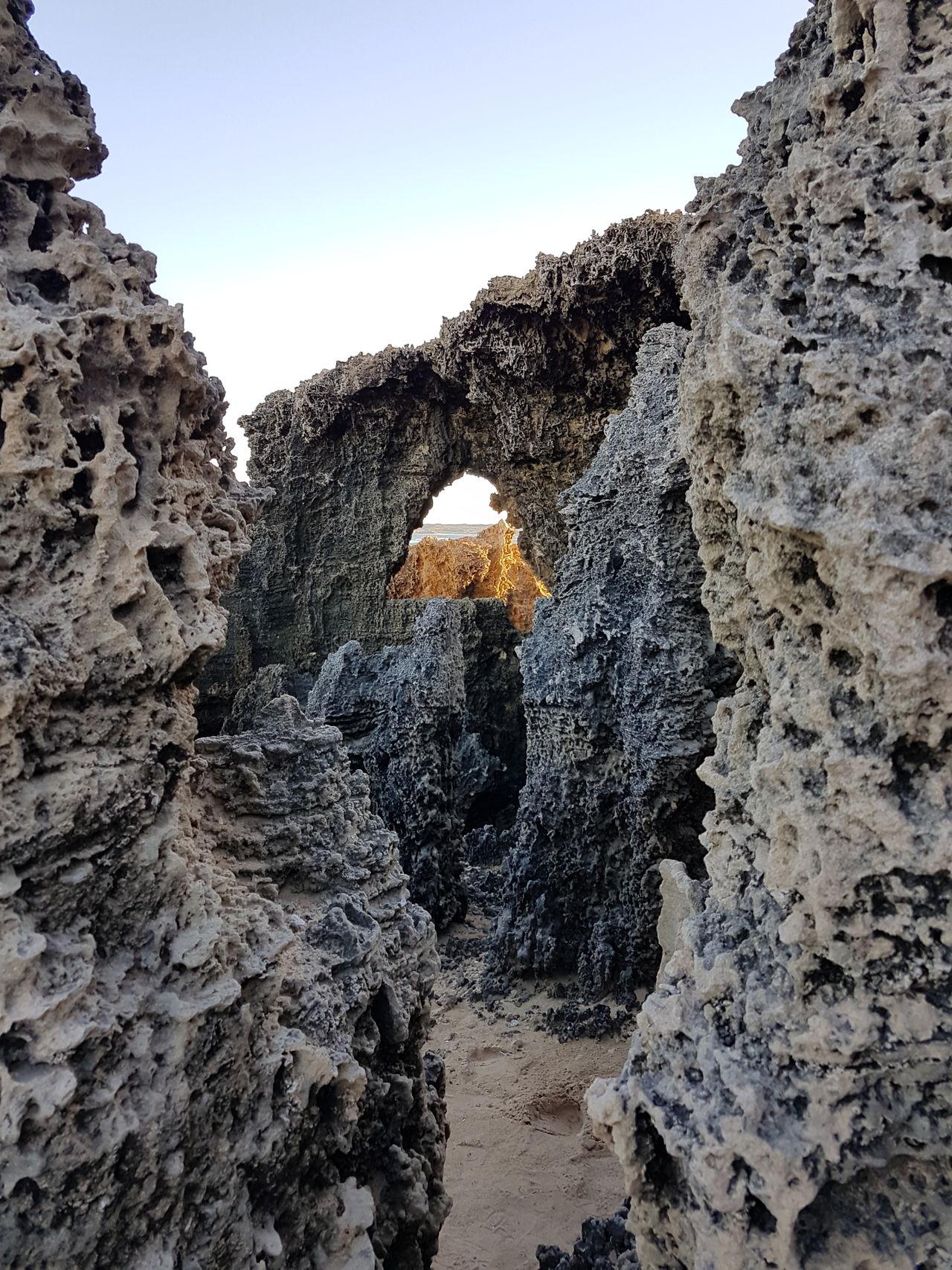 Nature rocks