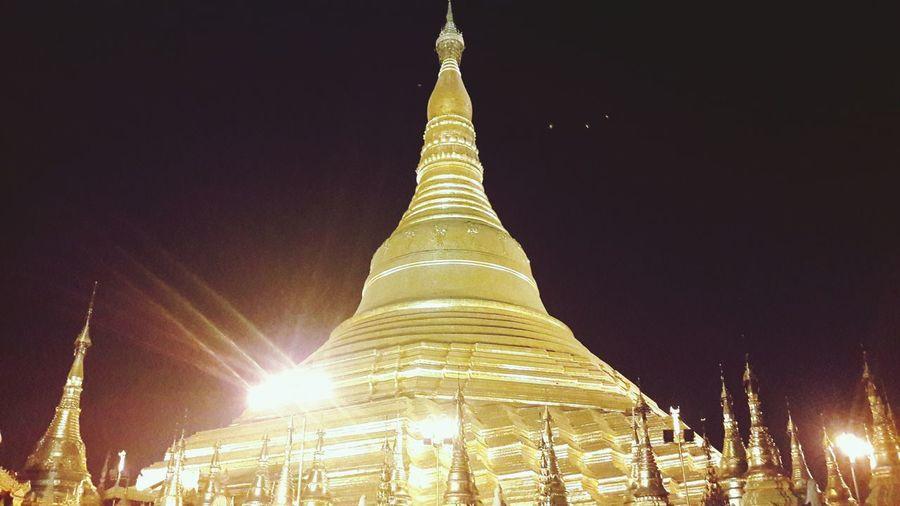 Proud to be myanmar Shwedagon-Pagoda