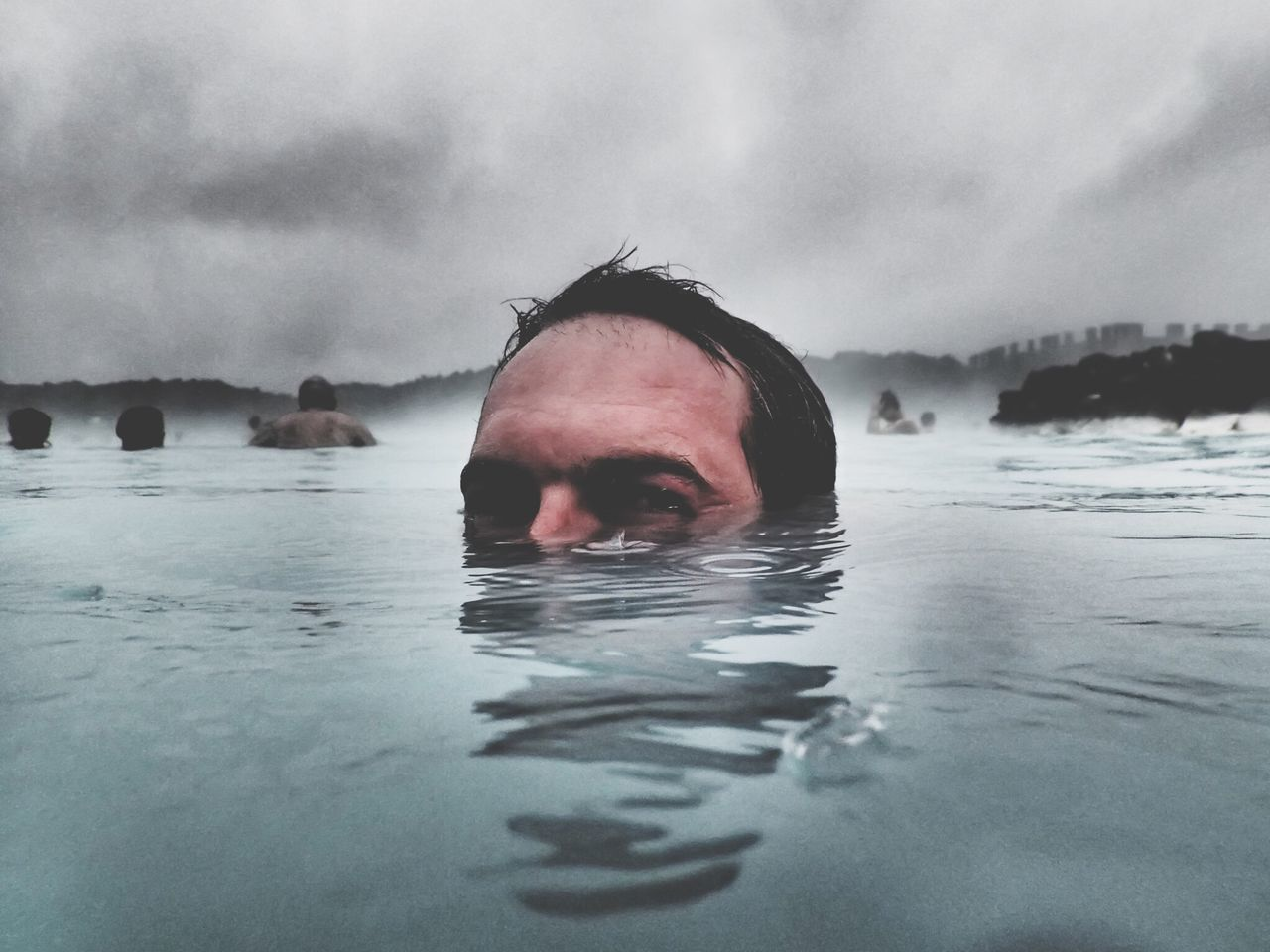 Beautiful stock photos of swimming, Caucasian Ethnicity, Cloud, Day, Geyser