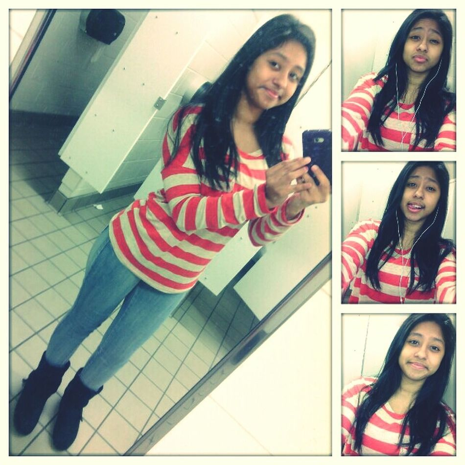 This Morning, At School ^.<