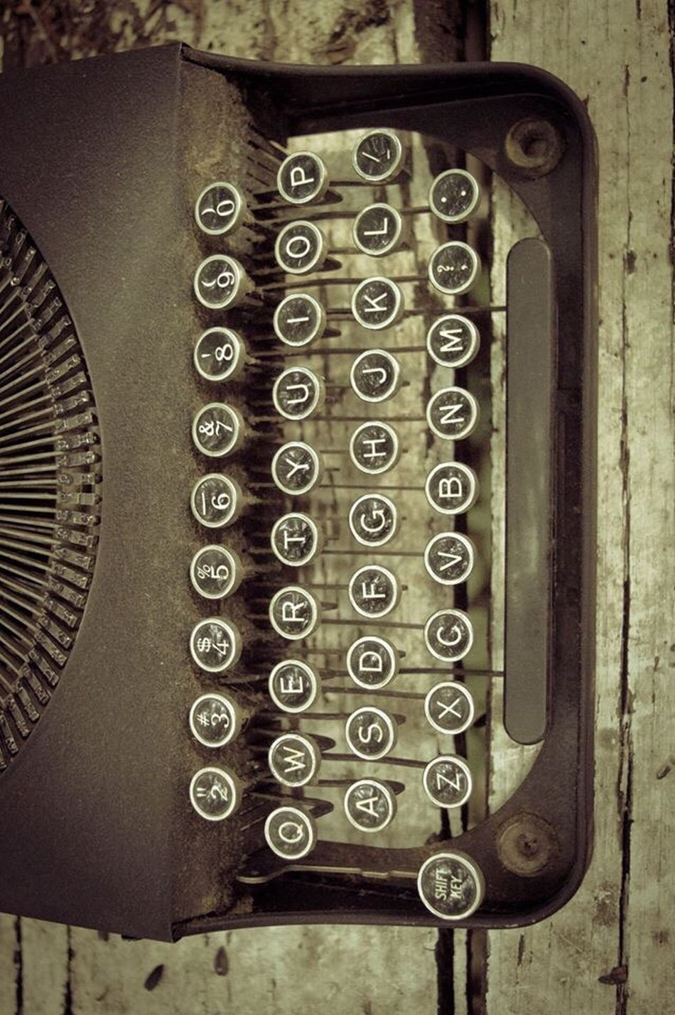 Typewriter Antique Steampunk